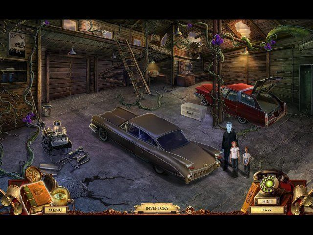 Questerium: Sinister Trinity. Collector's Edition - Screenshot 4