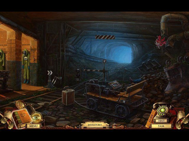 Questerium: Sinister Trinity. Collector's Edition - Screenshot 5