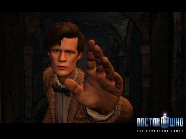 Doctor Who. Episode Five: The Gunpowder Plot - Screenshot 5
