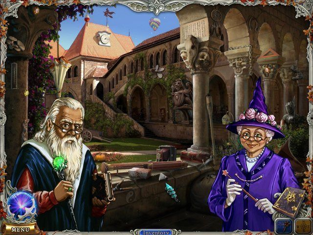 Chronicles of Albian 2: The Wizbury School of Magic - Screenshot 1