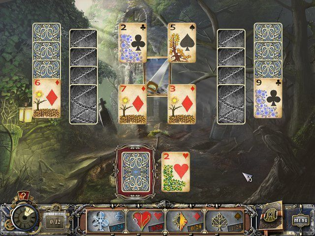 Solitaire Mystery: Four Seasons - Screenshot 3