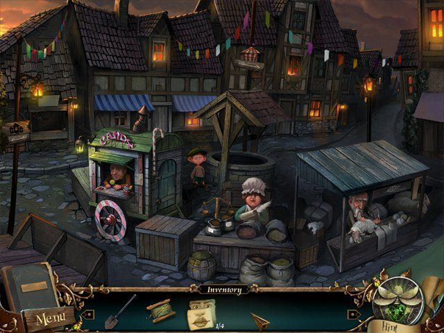 Grimville: The Gift of Darkness - Screenshot 2