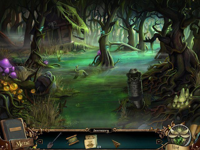 Grimville: The Gift of Darkness - Screenshot 4