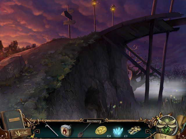 Grimville: The Gift of Darkness - Screenshot 5