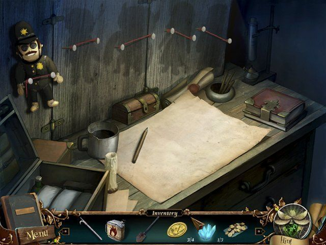 Grimville: The Gift of Darkness - Screenshot 7