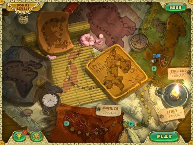 Call of Ages. Collector's Edition - Screenshot 4