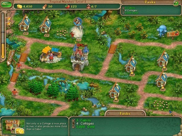 Royal Envoy: Campaign for the Crown. Collector's Edition - Screenshot 3