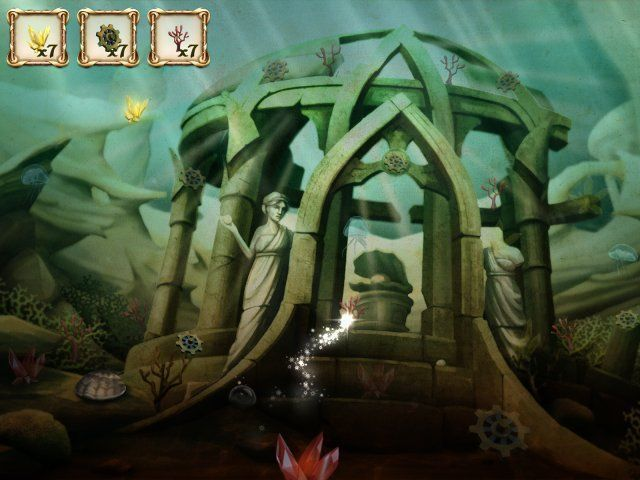 Atlantis: Pearls of the Deep - Screenshot 2