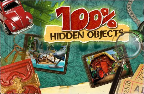 Download game 100 Hidden Objects Download free game 100