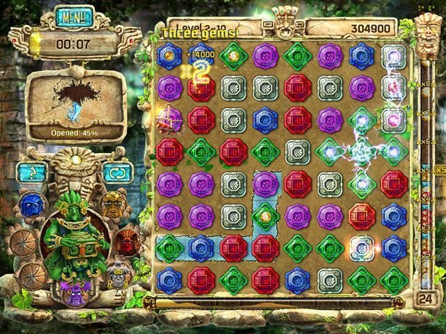 The Treasures of Montezuma 4 - Screenshot 2