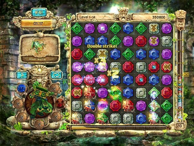 The Treasures of Montezuma 4 - Screenshot 4