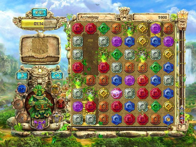 The Treasures of Montezuma 4 - Screenshot 5