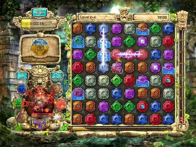 The Treasures of Montezuma 4 - Screenshot 7