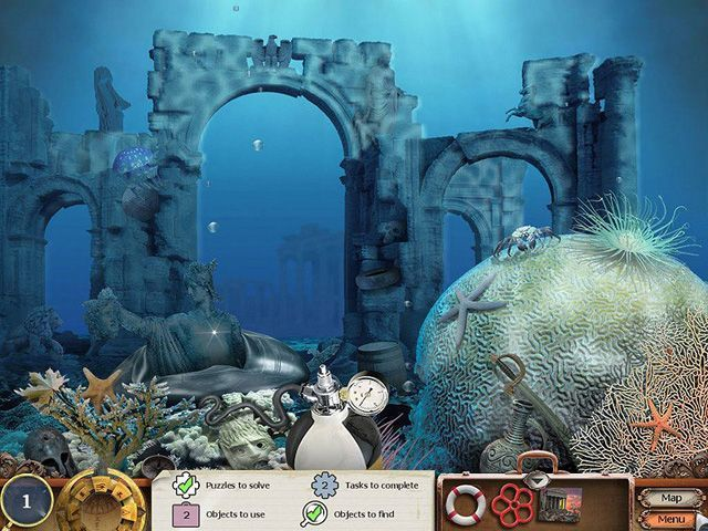 Treasure Masters, Inc.: The Lost City - Screenshot 6