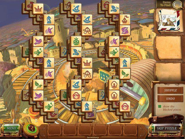 Download game Mahjong Secrets | Download free game Mahjong