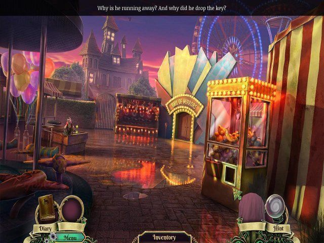 Dark Arcana: The Carnival - Screenshot 2