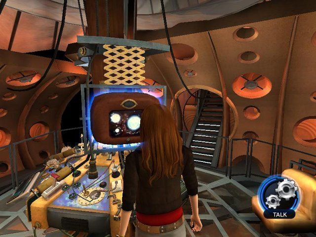Doctor Who. Episode Three: TARDIS - Screenshot 5