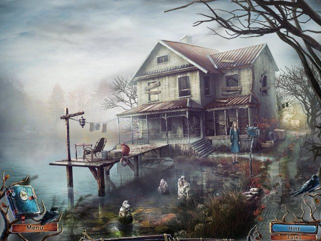 The Lake House: Children of Silence - Screenshot 1