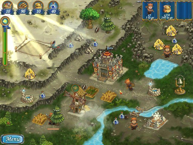 New Yankee in King Arthur's Court 2 - Screenshot 7