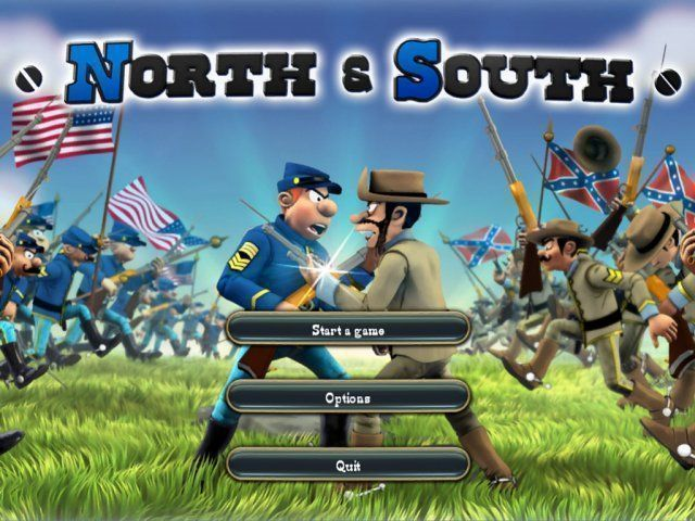 The Bluecoats: North vs South - Screenshot 1