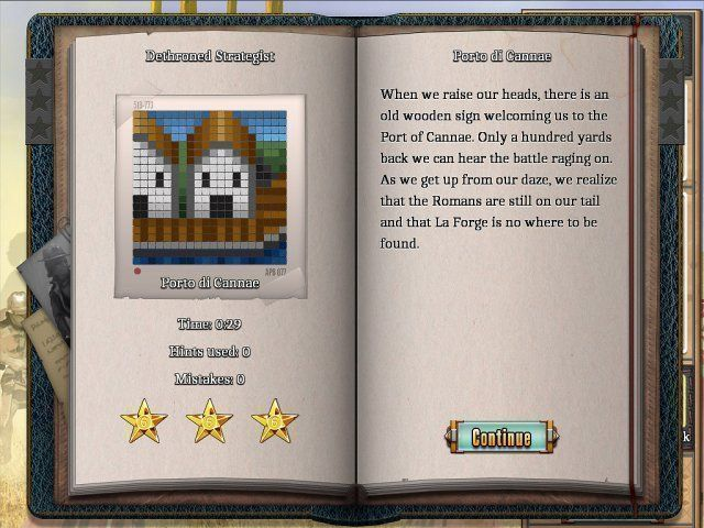 World Mosaics 6 - Screenshot 6