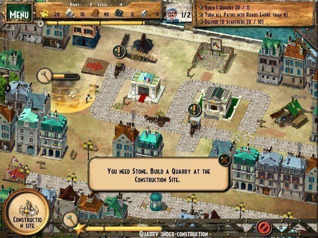 Monument Builders: Eiffel Tower - Screenshot 7