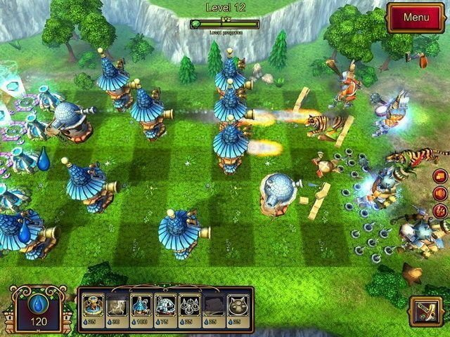 Towers of Oz - Screenshot 1