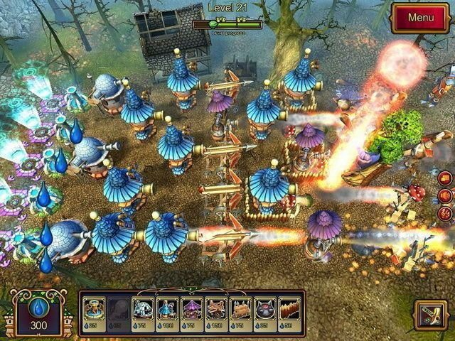 Towers of Oz - Screenshot 2