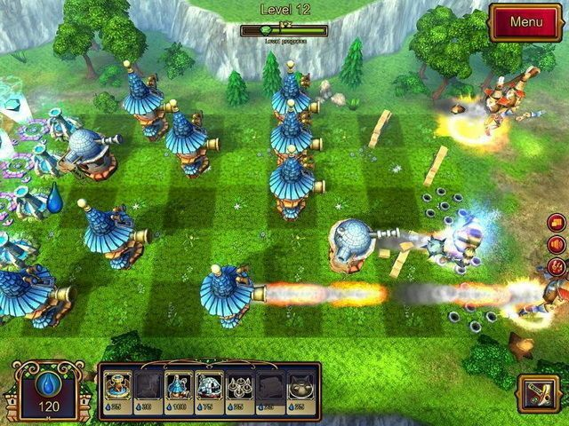 Towers of Oz - Screenshot 3