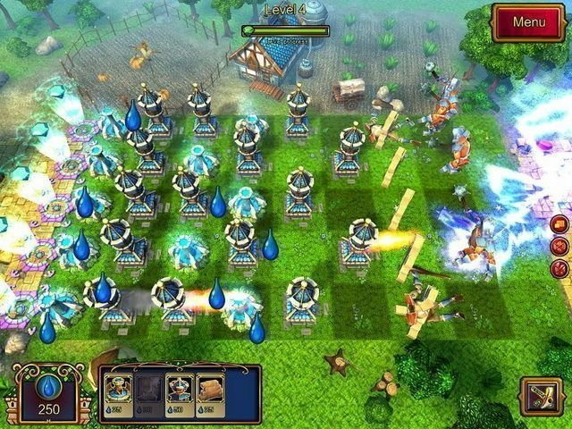 Towers of Oz - Screenshot 4