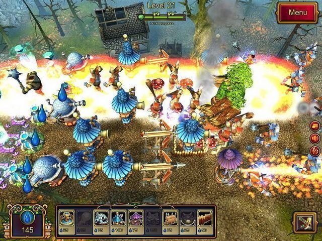 Towers of Oz - Screenshot 5