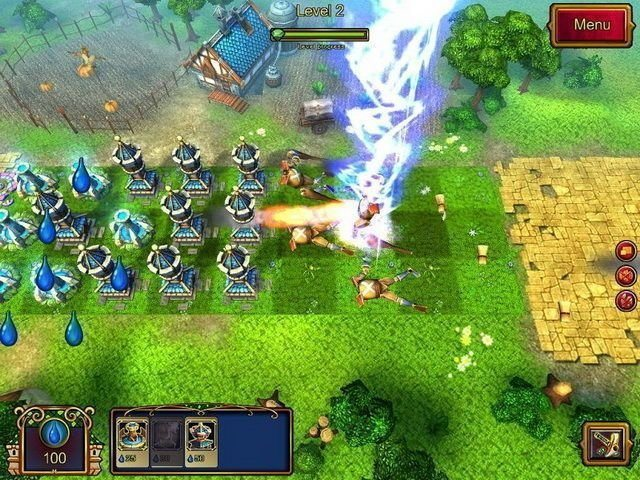 Towers of Oz - Screenshot 6