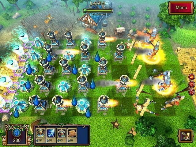 Towers of Oz - Screenshot 7