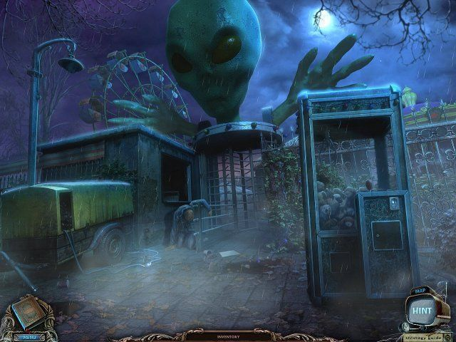 Forbidden Secrets: Alien Town Collector's Edition - Screenshot 6
