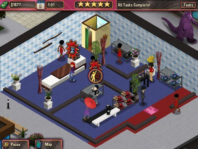 Boutique Boulevard - Screenshot 5