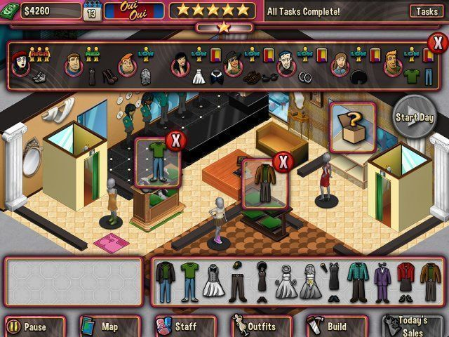 Boutique Boulevard - Screenshot 7