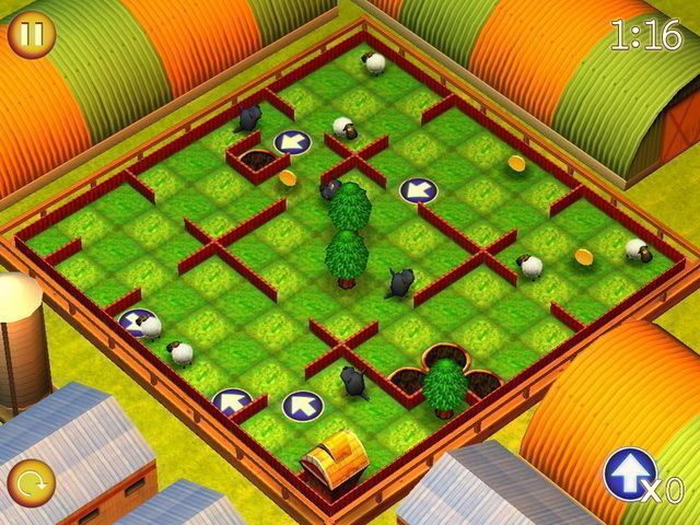 Running Sheep: Tiny Worlds - Screenshot 5