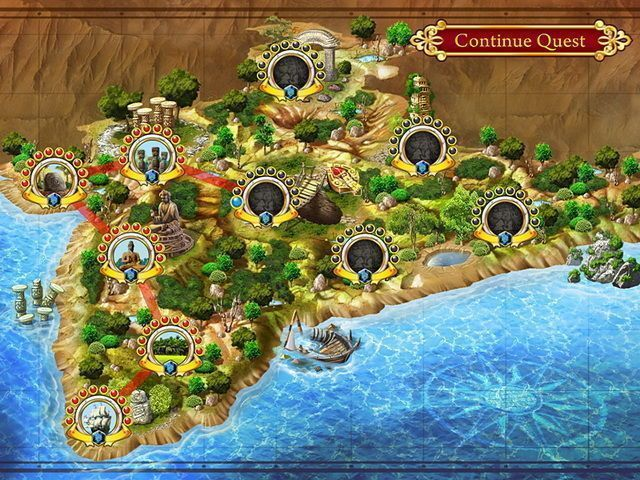 Jewels of the East India Company - Screenshot 2