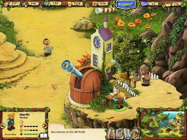 The Promised Land - Screenshot 2