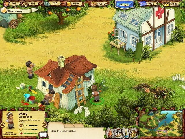 The Promised Land - Screenshot 4