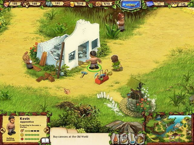 The Promised Land - Screenshot 6