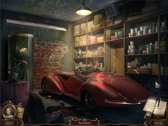 Brink of Consciousness: Dorian Gray Syndrome Collector's Edition - Screenshot 3