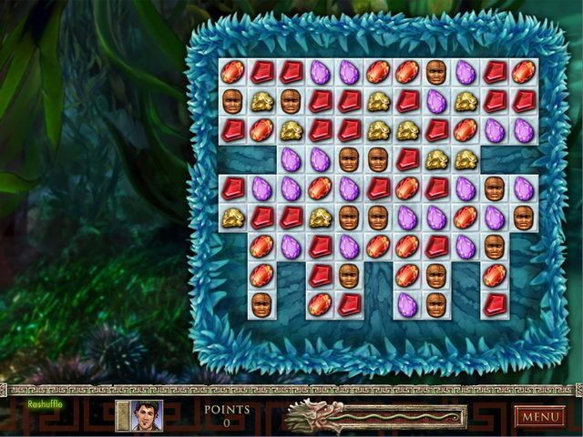 Jewel Quest: The Sapphire Dragon - Screenshot 3