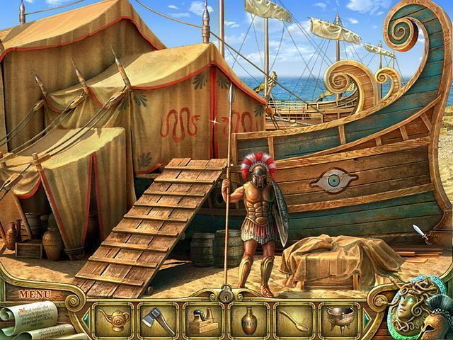 Odysseus: Long Way Home - Screenshot 2
