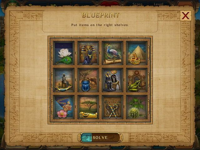 Cradle of Egypt Collector's Edition - Screenshot 5