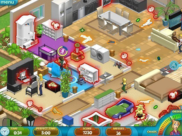 Download game Nanny Mania 2 | Download free game Nanny Mania 2