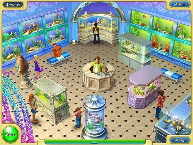 Tropical Fish Shop 2 - Screenshot 1