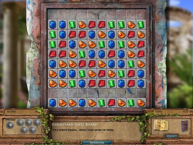 Jewel Quest Mysteries: The Seventh Gate - Screenshot 3