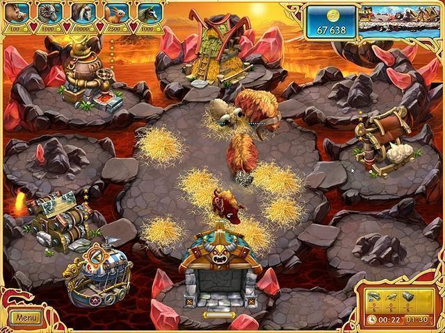 Farm Frenzy: Viking Heroes - Screenshot 6