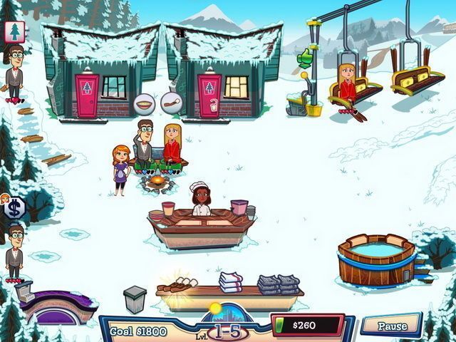 Chloe's Dream Resort - Screenshot 1